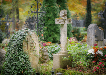 Coffins, Urns and Headstones